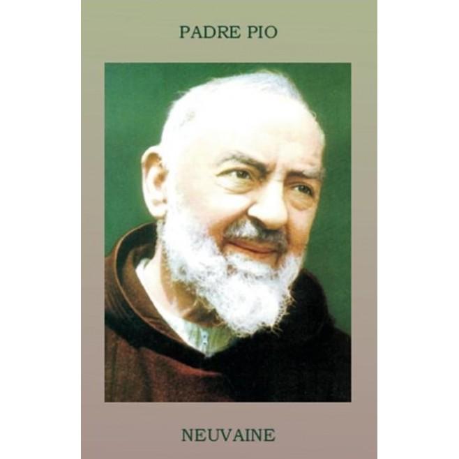 Neuvaine à Saint Padré Pio