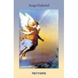 Livret de neuvaine à L'ange Gabriel