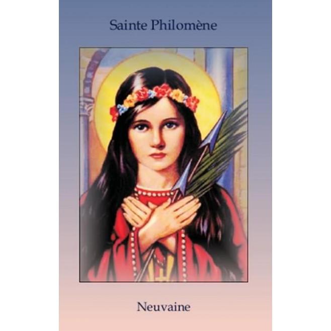 Neuvaine à Sainte Philomène
