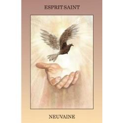 Livret de neuvaine à l'Esprit Saint