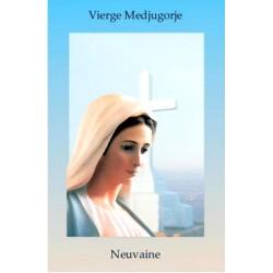 Livret de neuvaine à la Vierge de Medjugorje