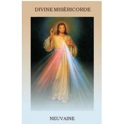 Livret de neuvaine à la Divine Miséricorde