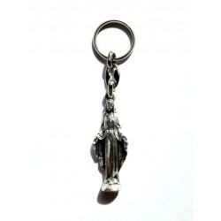 Porte-clés Vierge Miraculeuse