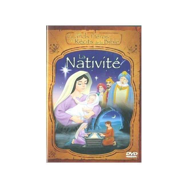 DVD La Nativité
