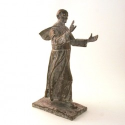 Statue Jean Paul 2 - Elisabeth Cibot