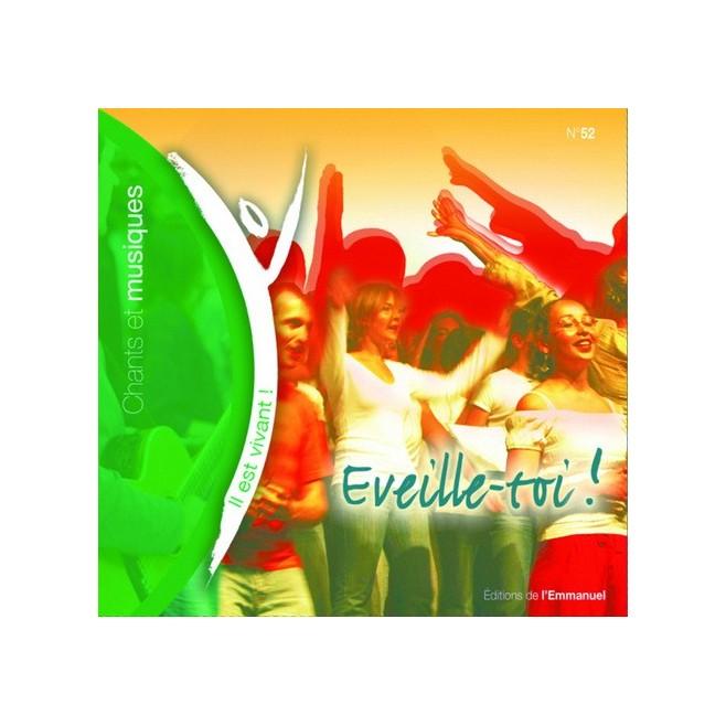 CD Il est vivant ! Eveille-toi ! - Éditions de l'Emmanuel