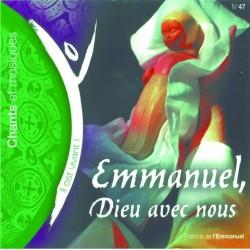 CD Il est vivant ! Emmanuel, Dieu avec nous - Éditions de l'Emmanuel