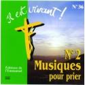 CD Il est vivant ! Musiques pour Prier n¡ 2 - Éditions de l'Emmanuel