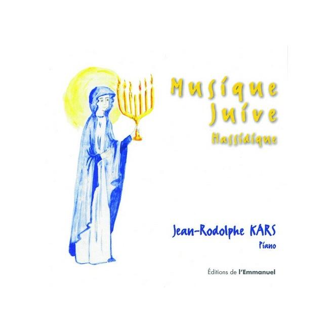 CD Musique juive hassidique - Éditions de l'Emmanuel