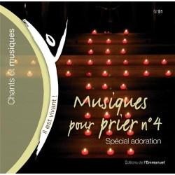 CD Il est vivant ! Musiques pour prier n¡ 4 - Éditions de l'Emmanuel