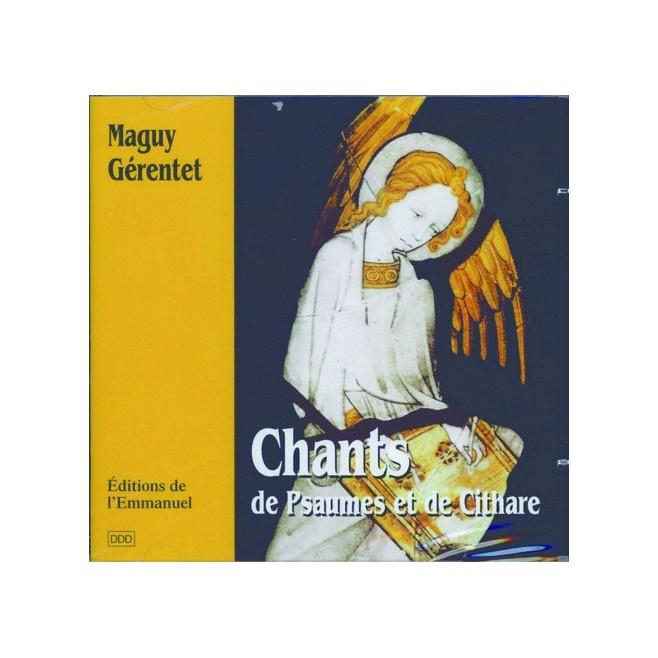 CD 1 Psaumes et Cithare - Éditions de l'Emmanuel