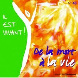 CD Il est vivant ! De la mort à la vie - Éditions de l'Emmanuel