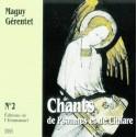 CD 2 Psaumes et cithare - Éditions de l'Emmanuel