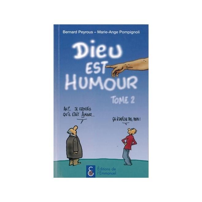 Dieu est humour  - Éditions de l'Emmanuel