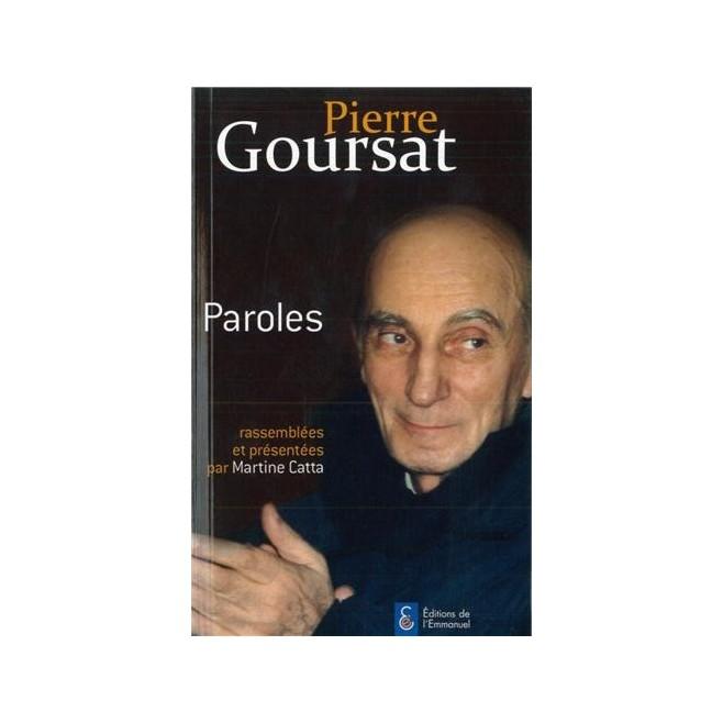 Pierre Goursat - Éditions de l'Emmanuel