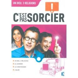 DVD C'est pas sorcier: Un Dieu, 3 religions.