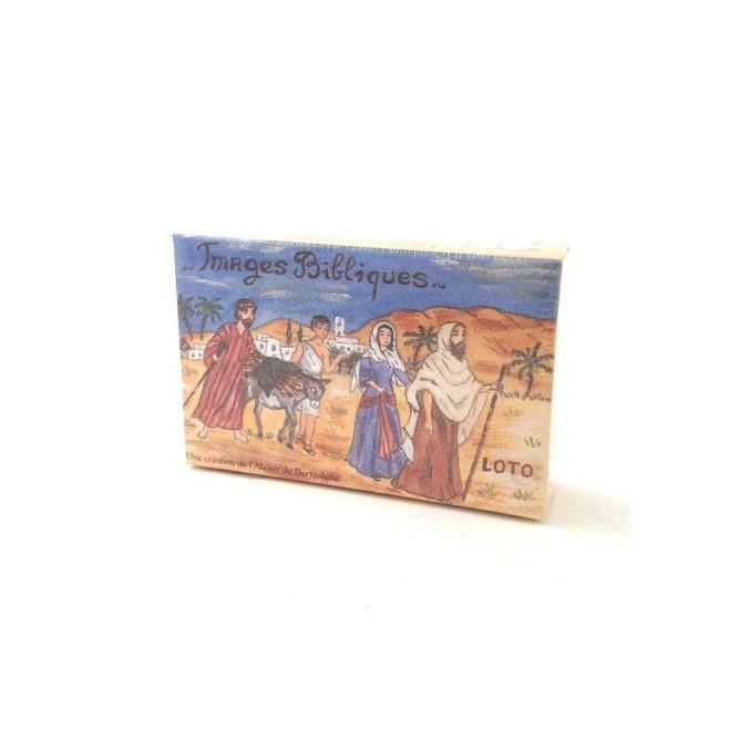 Loto - Images Biblique - Atelier de bernadette