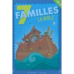 Jeu de 7 familles religieux - La Bible
