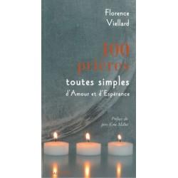100 Prières toutes simples d'Amour et d'Espérance - Edition Salvator.