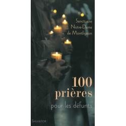 100 Prières pour les défunts - Edition Salvator.