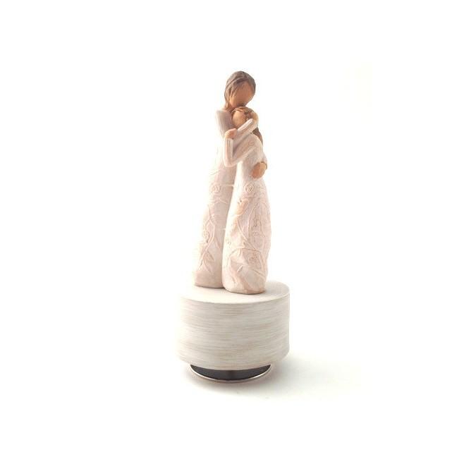 Statue Willow Tree Musicale - Proche de moi (Close to me)