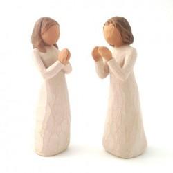Soeurs Willow Tree - Soeurs de coeur (Sisters by heart)