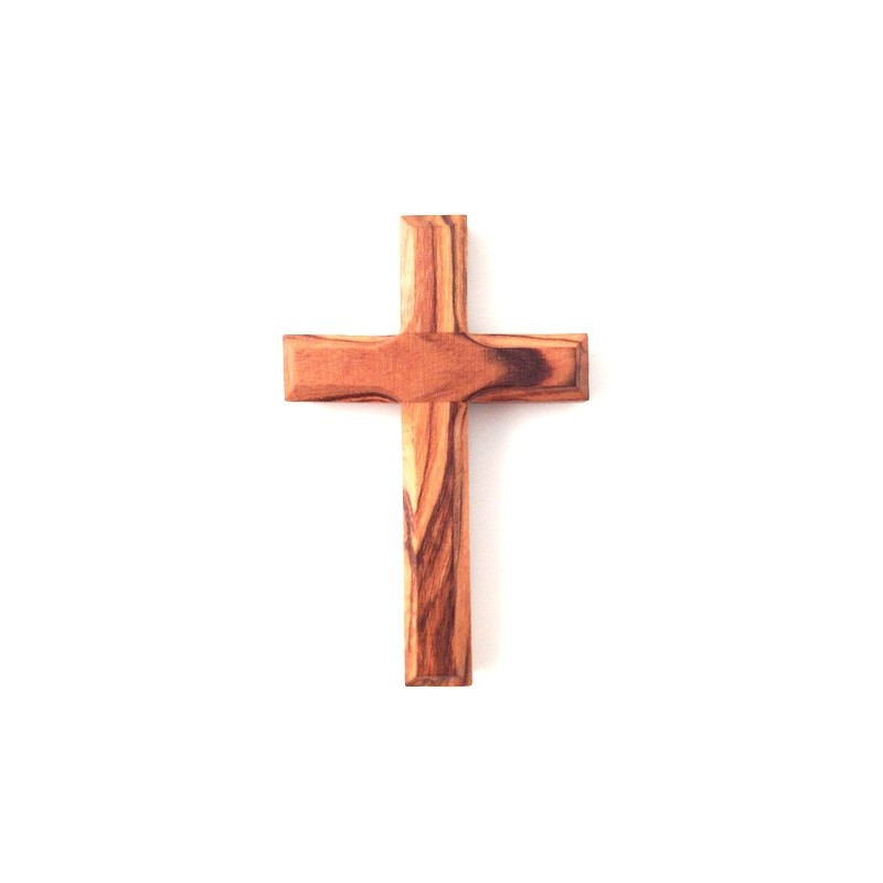 croix d 39 aube en bois d 39 olivier v ritable comptoir religieux. Black Bedroom Furniture Sets. Home Design Ideas