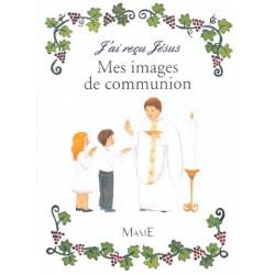 Mes images de communion - Ed. Mame
