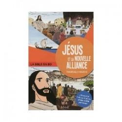 La Bible en BD T3 Jésus et la nouvelle alliance - Masakazu Higuchi - Mame