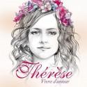 CD : Vivre d'amour, les poêmes de Sainte Thérèse.