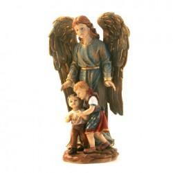 Statue Ange Gardien 12cm