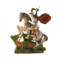 Statue Saint Georges 13 cm