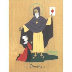 Cadre Sainte Armelle - Venière