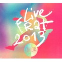 CD : Glorious - Live Frat 2013