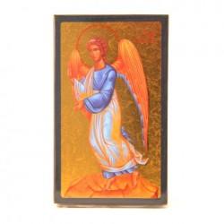 ICONE RELIGIEUSE OR - 9x15 Ange gardien