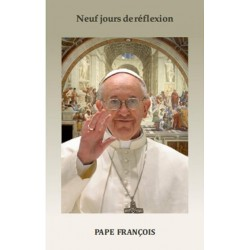 9 jours de réflexion avec le Pape François