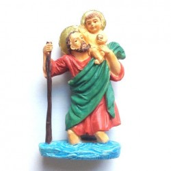 Magnets religieux - Saint Christophe