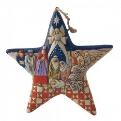 Jim Shore - Nativity Star