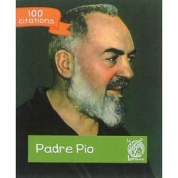Padre Pio - 100 citations