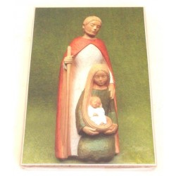 Icone Sainte Famille par Yves le Pape