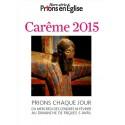 Carême 2015 - HS Prions en Église