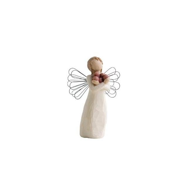 Ange Willow Tree - Dreaming angel (ange rêveur)