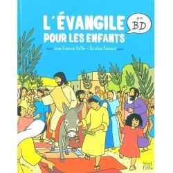 L'évangile pour les enfants en BD - Editions Mame