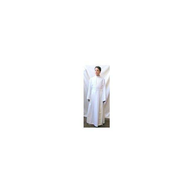 Aube, robe de communion 125cms