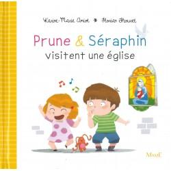 Prune et Seraphin visitent une église - Ed. Mame