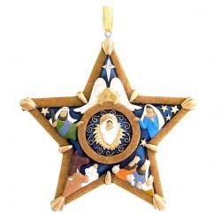 Suspension Legacy of Love - étoile de la nativité