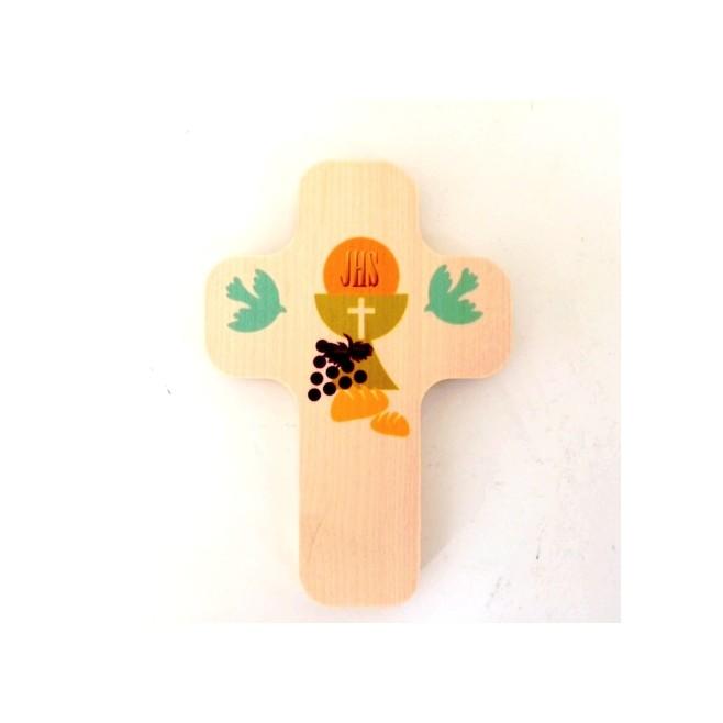 Croix en Érable - Communion