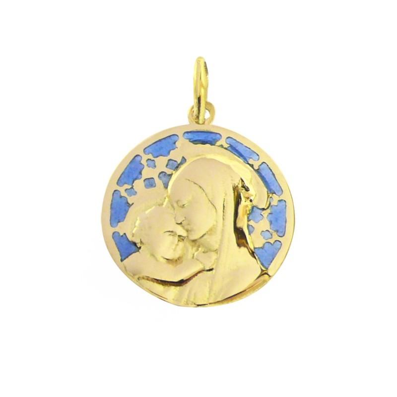 Relativ Médaille baptême originale | Comptoir Religieux MF95