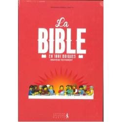 La Bible en 1001 briques LEGO (nouveau testament)