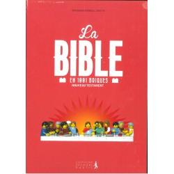 La Bible en 1001 briques LEGO (nouveau testament)